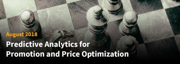Predictive Analytics for Promotion and Price Optimization